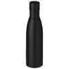 Vasa 500 ml copper vacuum insulated sport bottle in black-solid