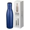 Vasa 500 ml copper vacuum insulated sport bottle in blue
