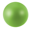 Cool round stress reliever in lime