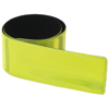 Hitz reflective safety slap wrap in yellow