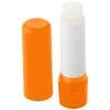 Deale lip balm stick in orange