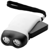Virgo dynamo torch in white-solid-and-black-solid