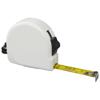 Clark 3 metre measuring tape in white-solid