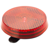 Shini red reflector light in red