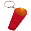 Spica whistle and key light in transparent-red