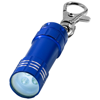 Astro LED keychain light in blue