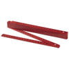Monty 2 metre foldable ruler in red