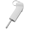 Handi tire gauge and key light in white-solid