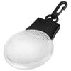 Blinki reflector LED light in white-solid