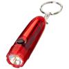 Bullet key light in transparent-red
