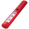 Magnet LED torch light in red