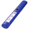Magnet LED torch light in royal-blue