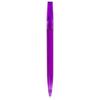 London ballpoint pen in purple
