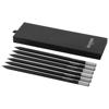 Pencils in black-solid