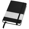 Pocket notebook (A6 ref) in black-solid