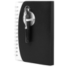 Tribune notebook in black-solid
