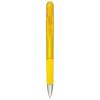 Parral ballpoint pen in yellow