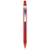 Moville ballpoint pen in red