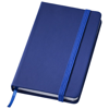 Rainbow small hard cover notebook in dark-blue