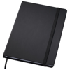 Rainbow Notebook M in black-solid