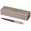 Jotter ballpoint pen in red-and-silver