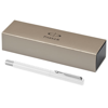 Vector rollerball pen in white-solid