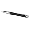 Urban ballpoint pen in black-solid-and-silver