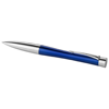 Urban ballpoint pen in blue-and-silver