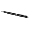 Hémisphère ballpoint pen in black-solid-and-silver