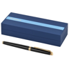 Hemisphere fountain pen. in black-solid-and-gold