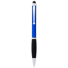 Ziggy stylus ballpoint pen in blue-and-black-solid