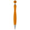 Naples ballpoint pen in orange