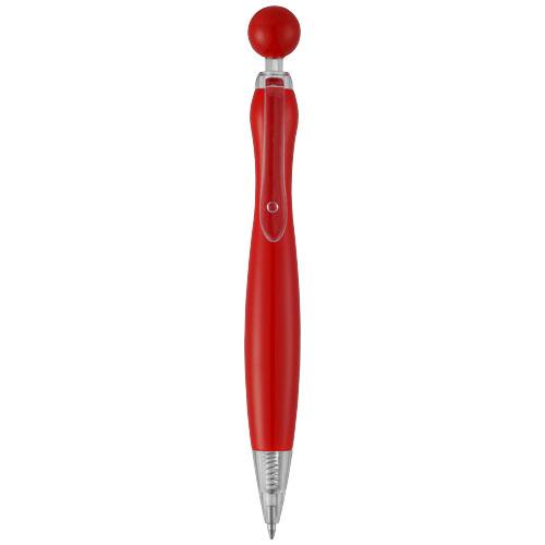 Naples ballpoint pen in red