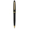 Elvey ballpoint pen in black-solid