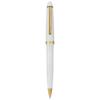 Elvey ballpoint pen in white-solid
