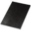 City notebook in black-solid