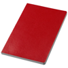 City notebook in red