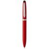 Brayden stylus ballpoint pen in red