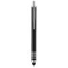 Zoe stylus ballpoint pen in black-solid