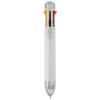 Artist 8-colour ballpoint pen in white-solid
