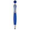 Naples stylus ballpoint pen in royal-blue