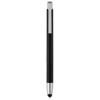 Giza stylus ballpoint pen in black-solid