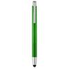 Giza stylus ballpoint pen in green