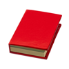 Storm sticky notes booklet in red