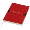 Stretto Notebook A6 in red