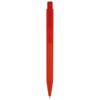 Huron Ballpoint Pen in transparent-red