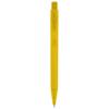 Huron Ballpoint Pen in transparent-yellow