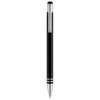 Hawk ballpoint pen in black-solid