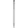 Hawk ballpoint pen in white-solid