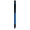 Ardea aluminium ballpoint pen in blue